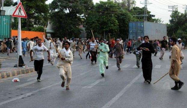Pakistanda çatışma: 26 ölü