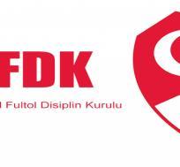 PFDK'dan ceza