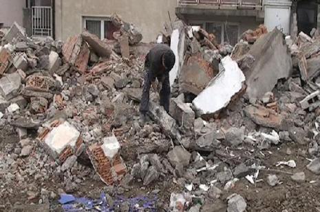 Prizrende çok sayıda Türk evsiz ve işsiz kaldı