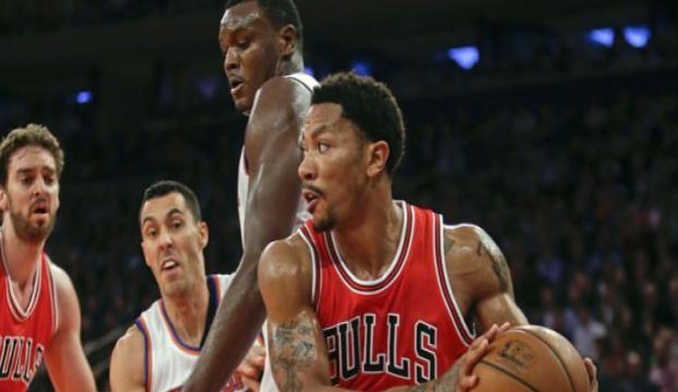 Chicago Bulls galibiyetle başladı