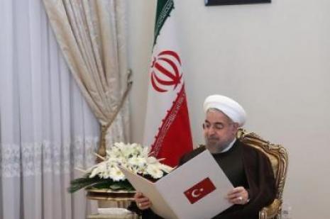 Ruhani: Komşu ülkelerin sınırlarına dokunulmamalı