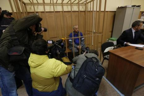 Rusyadaki uçak kazasında tutuklama