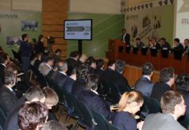 RUTİD girişimcileri Sberbank ve Eximbank panelinde buluşturdu