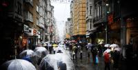 İstanbul'da beklenen yağış