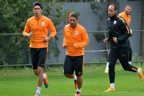 Galatasaray'da Sabri 11'de