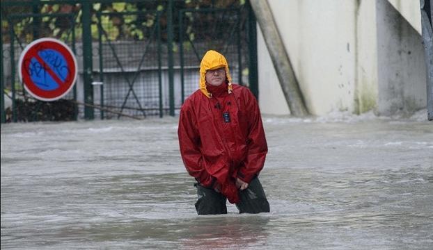Avrupada sel felaketi
