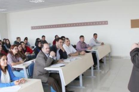 Selahaddin Eyyubi Üniversitesinde yüksek lisans eğitimi