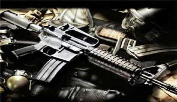 45 uzun namlulu silah ele geçirildi