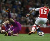 Arsenal 4-1 Galatasaray