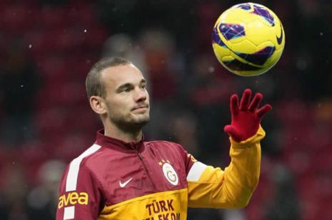 Sneijder'den ret açıklaması