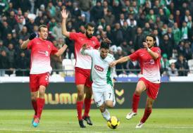 Torku Konyaspor: 2 - Gaziantepspor: 0