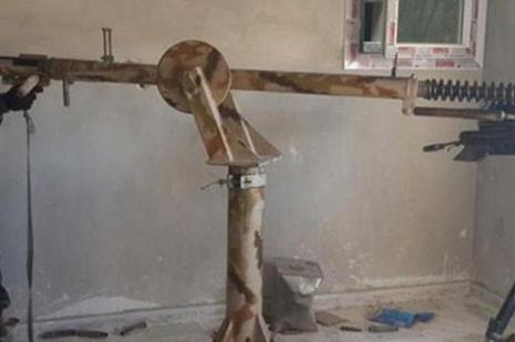 İşte IŞİDin yeni ölüm makinesi: 3 metrelik sniper