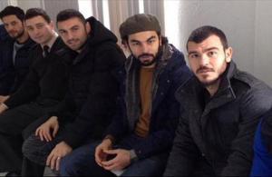 Galatasaray bedelli sırasında!