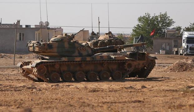 El Babda yaralanan askerler tedavi altına alındı