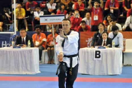 Türkiye'nin yüzü teakwondoda güldü