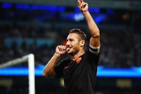 İtalyan basınından Totti'ye büyük övgü