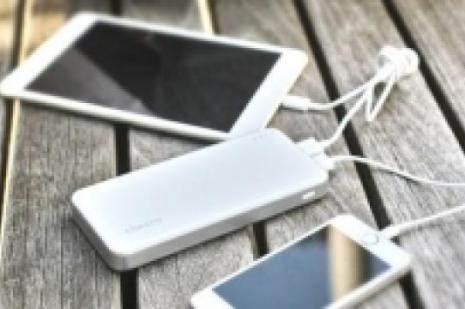 Tüm mobil cihazlar içinyedek şarj
