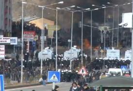 Bahçeli Tunceli'de protesto edildi