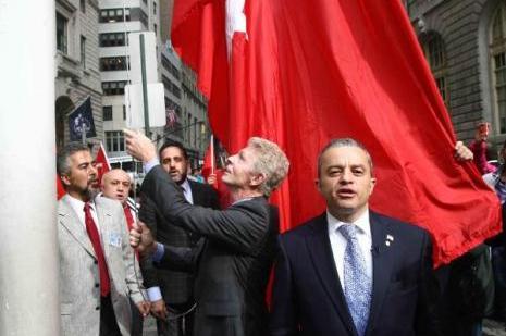 """""""Türk halkına haksızlık ettim"""""""