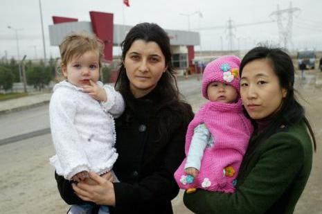 Tutuklu polisin Koreli eşi konuştu