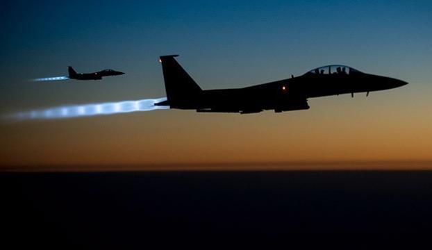 ABD IŞİDe karşı 13 yeni hava saldırısı düzenledi