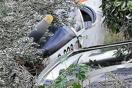 Uçak kazasında 9 kişi öldü