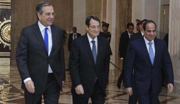 Üç ülkeden Türkiyeye karşı petrol ittifağı