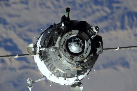 Astronotlar Dünyaya döndü