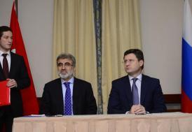 'Türkiye ve Rusya Mavi Akım'ı geliştirmek istiyor'